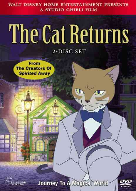 CAT RETURNS BY HATHAWAY,ANNE (DVD)